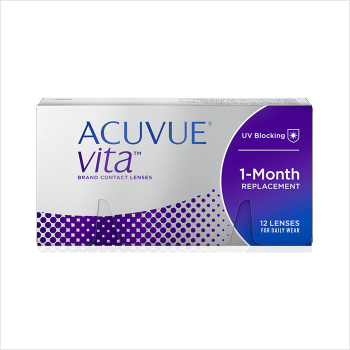 Acuvue Vita Monthly 12 pack